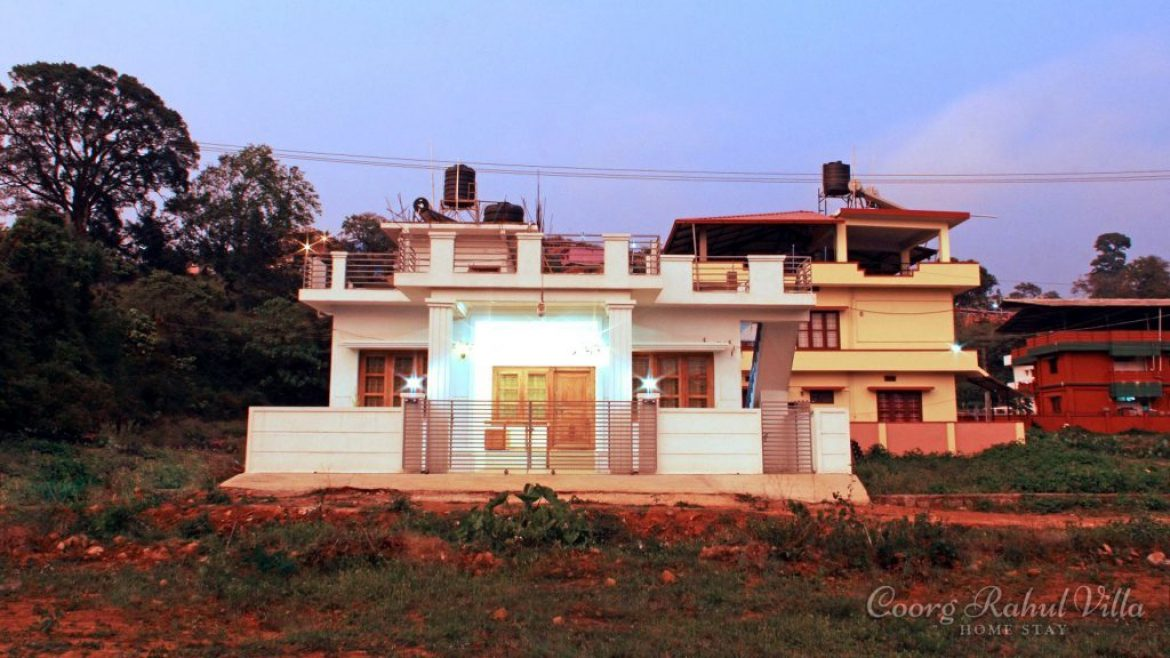 Make Overnight Stays in Classic Homestay in Coorg for Recreation