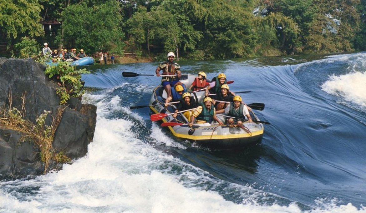 River Rafting Delight in Coorg